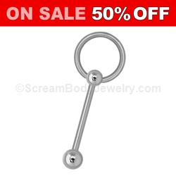 316L Surgical Steel Doorknocker