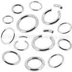 316L Surgical Steel Segment Ring