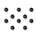 10 Pack of Blackline Anodized Balls