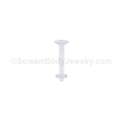 Acrylic Labret Retainer (20 Pack)